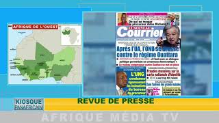 KIOSQUE PANAFRICAIN DU 12 02    2020