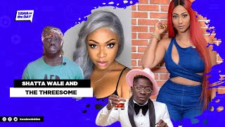 """You Had Thre.esome With Michy And Hajia 4Real"""" – Aisha Modi Fire.s Back At Shatta Wale"""