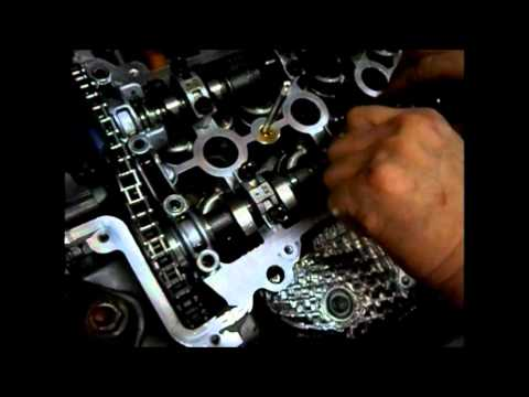 Installation Myvi 1 3 Arospeed Cam Pulley 2012 Youtube