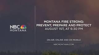 NBC Montana Fire Special