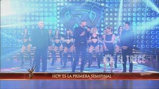 Tinelli explica como será la votación en la semifinal de Bailando 2015