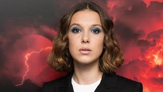 MIllie Bobby Brown CLEARS UP Stranger Things Finale Rumours!