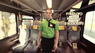 LEO Express cestovní třídy