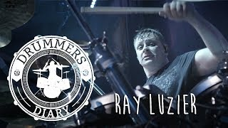 ray luzier of korn kxm drummers diary