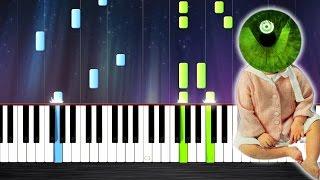 Clean Bandit - Rockabye ft. Sean Paul & Anne-Marie - Piano Tutorial by PlutaX