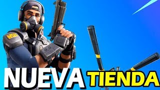 NEW SKIN LEADER BRAVO - NEW FORTNITE ITEM STORE TODAY, AUGUST 12, 2019
