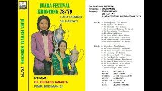 OK BINTANG JAKARTA Album Juara Festival Kroncong 78 79