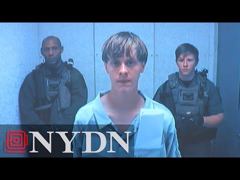 Dylann Roof In Court For Charleston Shooting