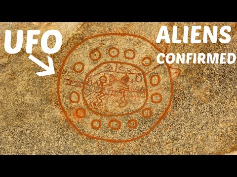 Just Discovered UFO & Alien Evidence in India. You Won't Believe this!