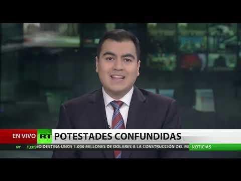 Rusia critica a la OEA por decir que Moscú interviene en Venezuela