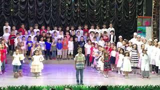 أغاني مسرحية الصحة والحياة مدرسة دار الفرح ٢٠١٨