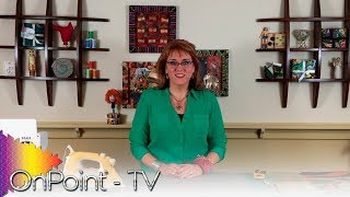 OnPoint TV Ep 303.1: Lone Star, Quilt & Color
