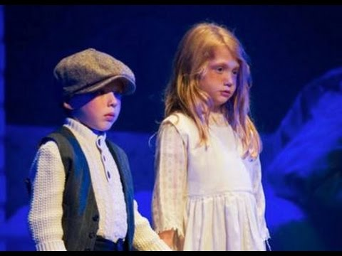 A Christmas Carol Live- Ignorance and Want (Scene 11b)