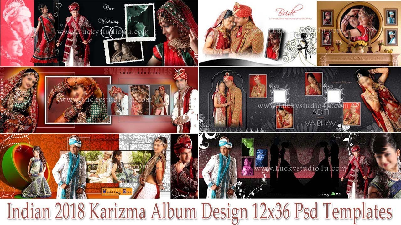 Latest Karizma Album Design