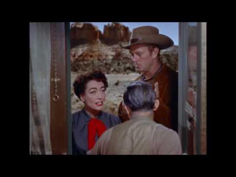 Johnny Guitar (1954)    Joan Crawford , Sterling Hayden.  clip 3