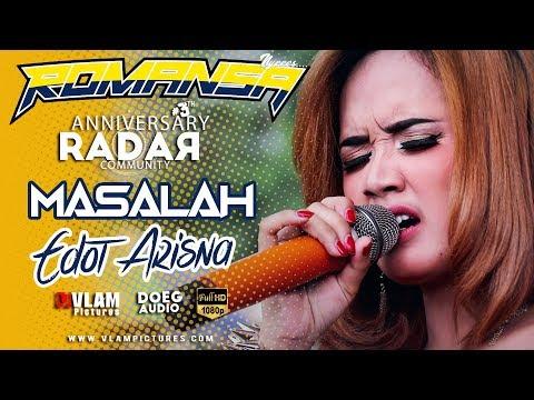 MASALAH - EDOT ARISNA - ROMANSA RADAR COMMUNITY DAMARJATI - VLAM PICTURES #YouTubeRewind