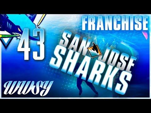 Last Year Start - NHL 18 San Jose Sharks GM Franchise - Ep. 43