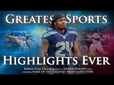 Greatest Sports Highlights Ever - Volume 1