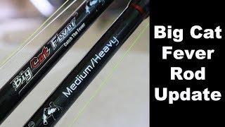 BIG CAT FEVER Rod Review