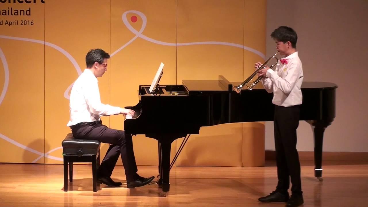 Trumpet Grade 5 - ABRSM High Scorers' Concert Thailand 23rd Apr 2016