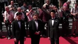 日本独占!第70回カンヌ映画祭授賞式ライブ【生放送】」(5月28日(日) ...