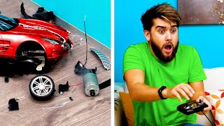 35 PROBLEM SOLVING HACKS THAT ARE CRAZY HELPFUL