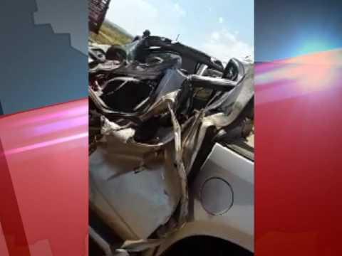 Durante fuga jovens sofrem grave acidente na BR 364 em Jaciara; um morre