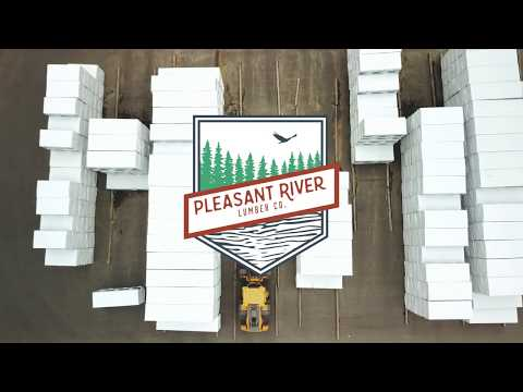 Pleasant River Lumber | Dover Planer Mill Complete Build