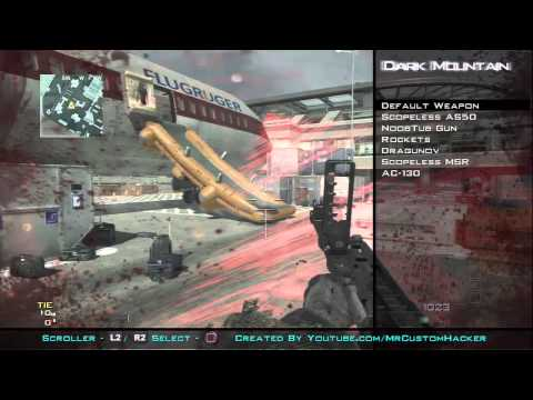 PS3] MW3 Mod Menu by Choco by TheForeverDamned