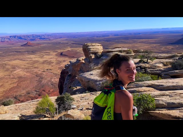 Moki Dugway/Valley of the Gods Epic Adventure with Claire, Southern Utah :))