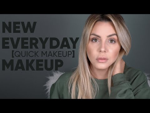 Updated Easy Everyday Makeup Routine + Catching Up! thumbnail