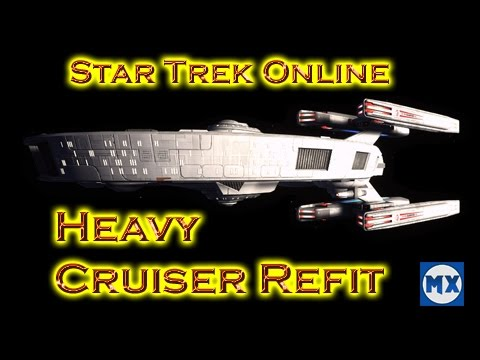 Star Trek Online:Heavy Cruiser Refit Review