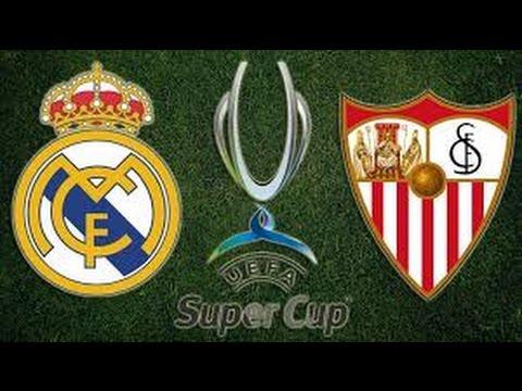 PES 2016 - UEFA SUPER CUP [Real Madrid - Sevilla]
