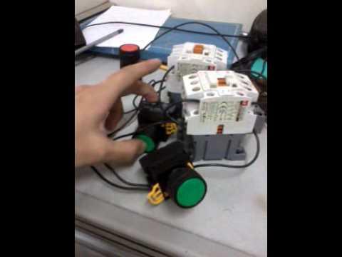 Forward - reverse motor control - YouTube