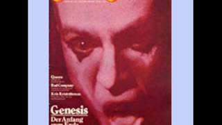 Genesis - Willow Farm (Instrumental)