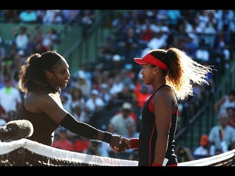 2018 Miami First Round  Serena Williams vs. Naomi Osaka  WTA Highlights
