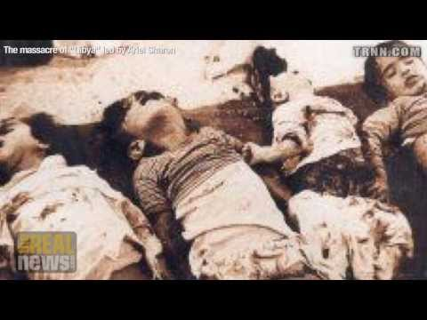 Sharon's Legacy Includes Massacres of Palestinians and Lebanese -- Pt. 1
