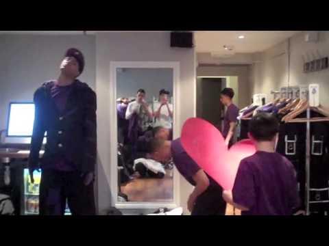 Diversity | Behind The Scenes | Diversitoys Tour 2010