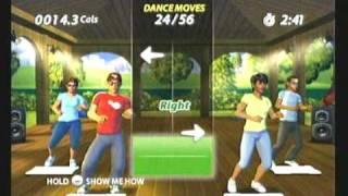 Wii Workouts - EA Sports Active - Cardio Exercises