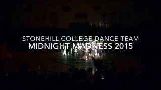 Stonehill College Dance Team MIDNIGHT MADNESS 2015