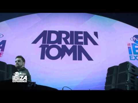 Adrien Toma - Son set complet à la Fun Radio Ibiza Experience 2017