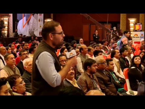 Shri Amit Shah at concluding session of Jagran Forum | 8 December 2018
