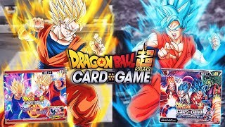 FINALLY A GOOD CARD OPENING! | A FAKEOUT GOD PACK?! WHAT IS THIS?! | DRAGON BALL SUPER CARD GAME