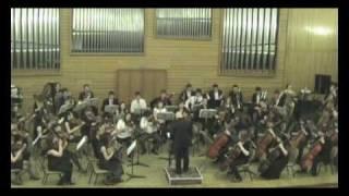 Khachaturian - Spartacus-Suite - Variation of Aegina and Bacchanalia. Cond. - Victor Minasian