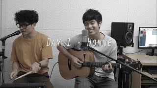 Cover images Day 1 - Honne | covered by Eii thanaphan & Ohm Churak