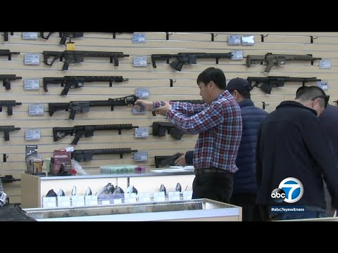 Gun sales surge in Asian communities amid coronavirus outbreak I ABC7