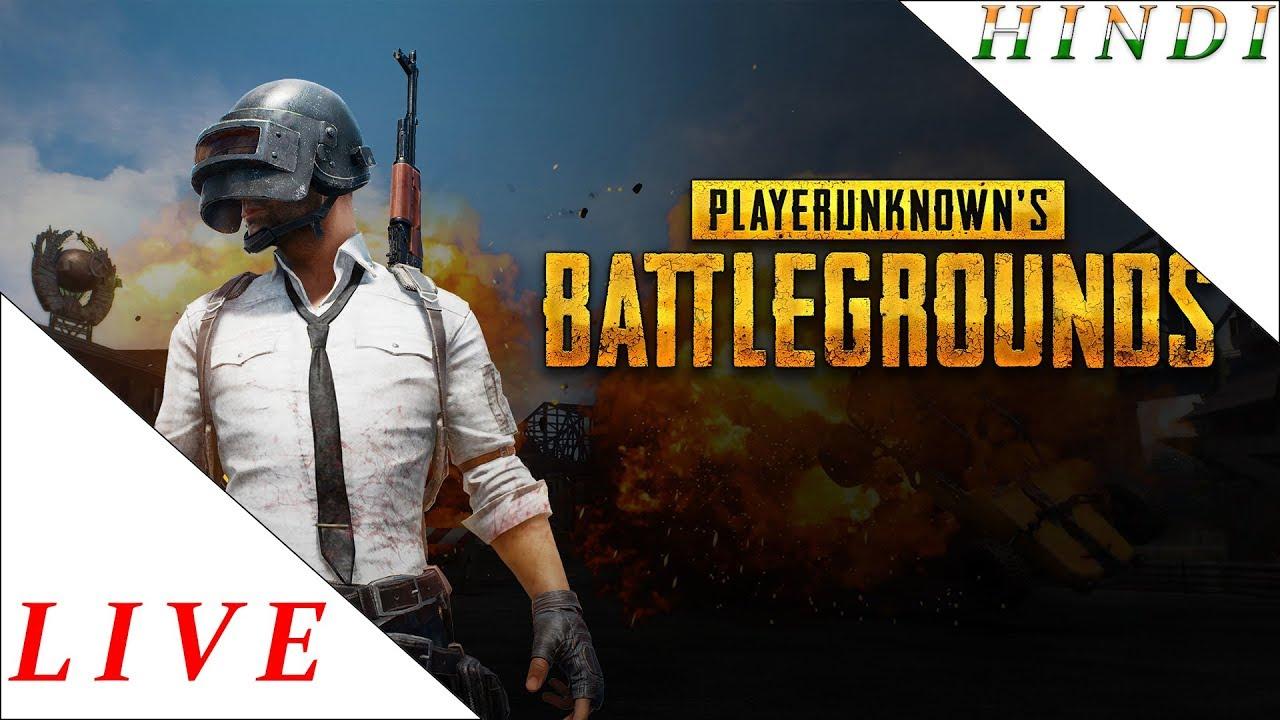 MUMBAI GAMER RAUNAX PUBG HINDI LIVE