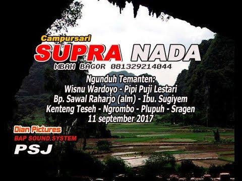 LIVE CS. SUPRA NADA //KENTENG//TESEH//NGROMBO//PLUPUH//SRAGEN