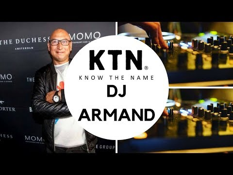 Know The Name DJ Armand LET'S PARTY!