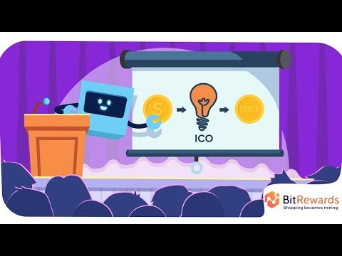 BitRewards - Shopping becomes mining
